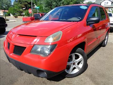 2004 Pontiac Aztek for sale in Akron, OH