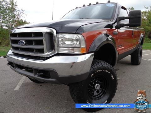 2001 Ford F-250 Super Duty for sale in Akron, OH