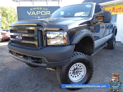 2000 Ford F-250 Super Duty for sale in Akron, OH
