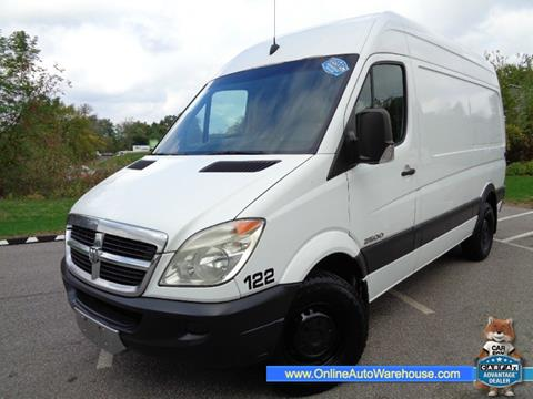 2007 Dodge Sprinter Cargo for sale in Akron, OH