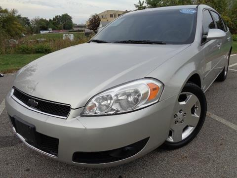 2008 Chevrolet Impala for sale in Akron, OH