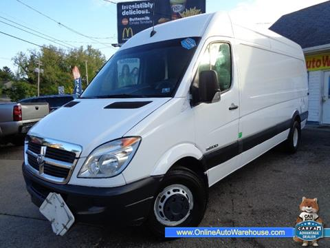 2008 Dodge Sprinter Cargo for sale in Akron, OH
