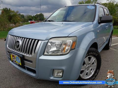 2008 Mercury Mariner for sale in Akron, OH