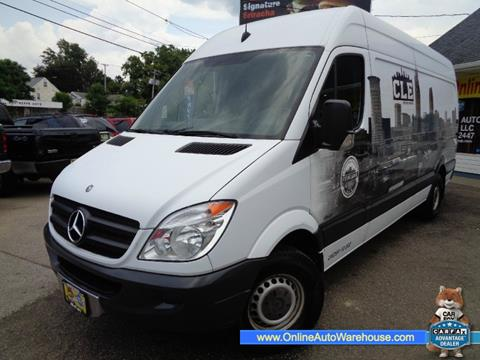 2013 Mercedes-Benz Sprinter Cargo for sale in Akron, OH