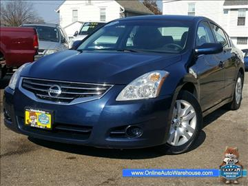 2011 Nissan Altima for sale in Akron, OH