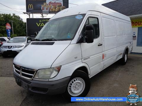 2005 Dodge Sprinter Cargo for sale in Akron, OH