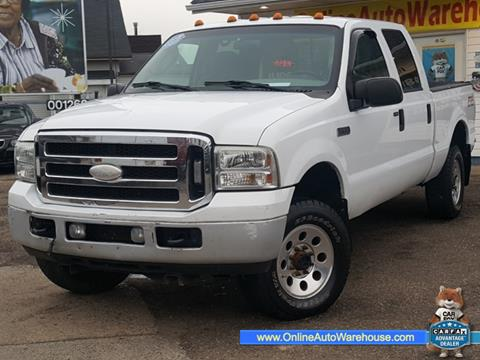 ford f 250 super duty for sale in akron oh. Black Bedroom Furniture Sets. Home Design Ideas