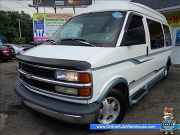 1999 Chevrolet Express Passenger for sale in Akron, OH
