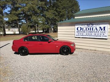 2007 BMW 3 Series for sale in Zebulon, NC