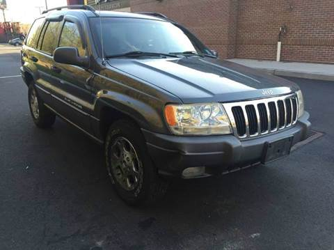 2002 Jeep Grand Cherokee for sale in Jersey City, NJ