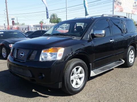 2011 Nissan Armada for sale in Phoenix, AZ