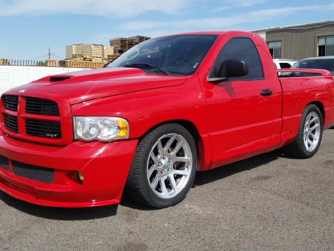 2004 Dodge Ram Pickup 1500 SRT-10 for sale in Phoenix, AZ