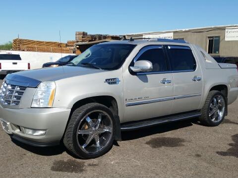 2008 Cadillac Escalade EXT for sale in Phoenix, AZ
