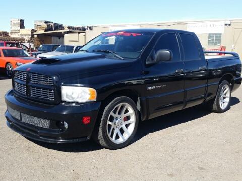 2005 Dodge Ram Pickup 1500 SRT-10 for sale in Phoenix, AZ