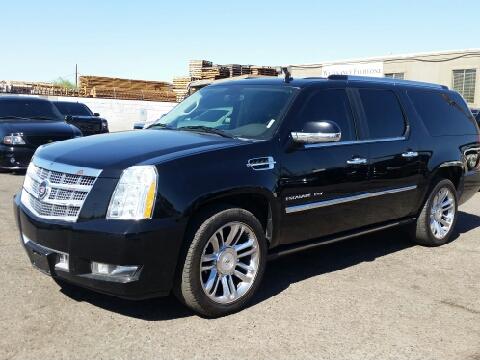 2011 Cadillac Escalade ESV for sale in Phoenix, AZ