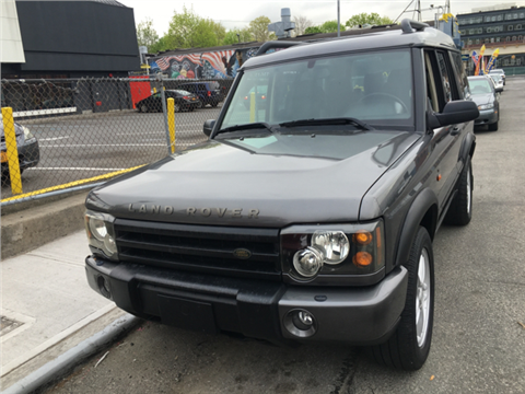2004 Land Rover Discovery for sale in Staten Island, NY