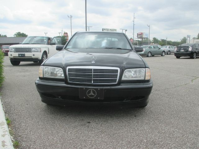 2000 mercedes benz c class c230 supercharged 4dr sedan in for Mercedes benz oklahoma city service