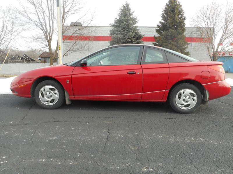 Y Elk River Mn 2001 Saturn S-Series S...