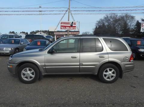 2002 Oldsmobile Bravada for sale in Elk River, MN