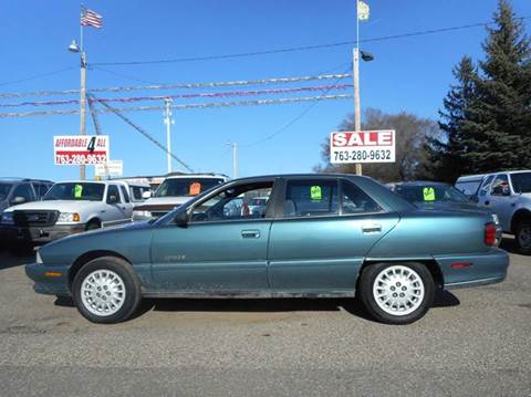 1997 Oldsmobile Achieva for sale in Elk River, MN