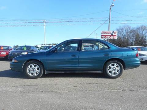 2002 Oldsmobile Intrigue for sale in Elk River, MN