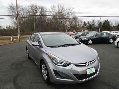 2015 Hyundai Elantra for sale in Culpeper, VA