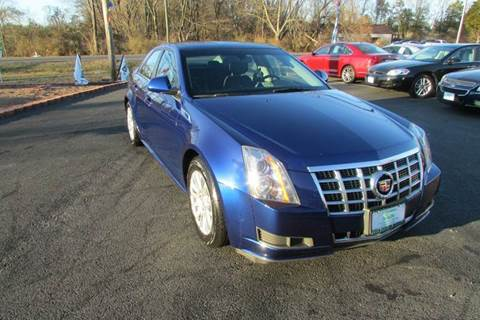 2013 Cadillac CTS for sale in Culpeper, VA