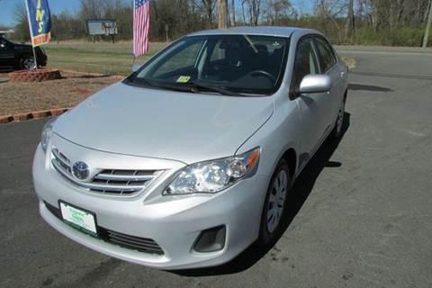 2013 Toyota Corolla for sale in Culpeper, VA