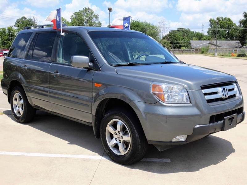 2007 honda pilot ex l w navi 4dr suv w navi in houston tx tx enterprises. Black Bedroom Furniture Sets. Home Design Ideas