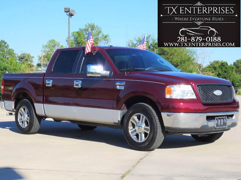 2006 ford f 150 xlt 4dr supercrew styleside 6 5 ft lb in. Black Bedroom Furniture Sets. Home Design Ideas