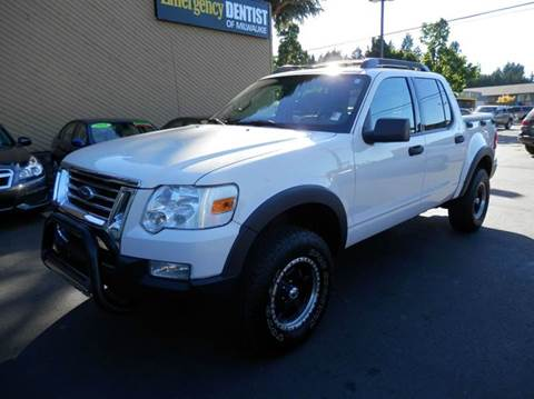 2008 Ford Explorer Sport Trac for sale in Milwaukie, OR