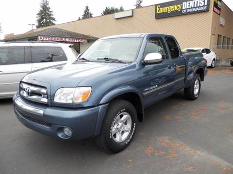 2006 Toyota Tundra for sale in Milwaukie, OR