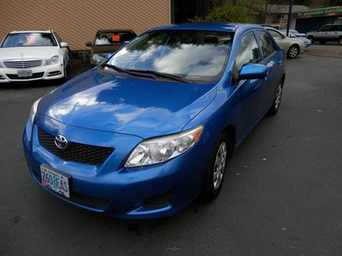 2009 Toyota Corolla for sale in Milwaukie, OR