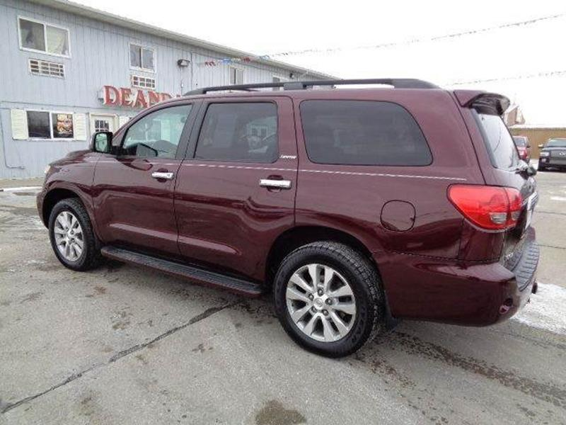 2008 Toyota Sequoia Limited 4x4 4dr SUV In South Sioux ...
