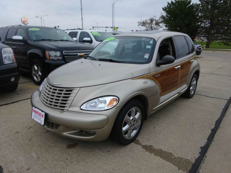 Deanda Auto Sales >> 2004 Chrysler Pt Cruiser Limited Edition Turbo 4dr Wagon In South Sioux City NE - De Anda Auto Sales