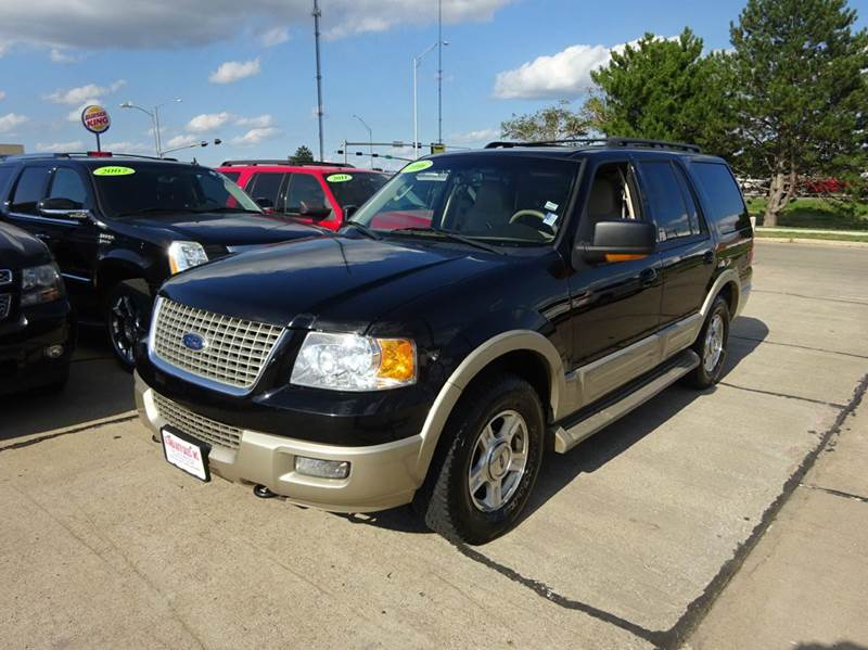 2006 ford expedition eddie bauer 4dr suv 4wd in south sioux city ne de anda auto sales. Black Bedroom Furniture Sets. Home Design Ideas