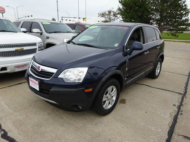 2008 Saturn Vue Xe V6 Awd 4dr Suv In South Sioux City Ne