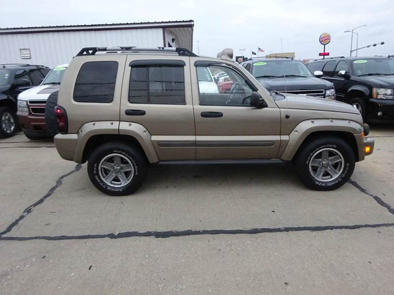 2006 Jeep Liberty Renegade 4dr SUV 4WD In South Sioux City ...
