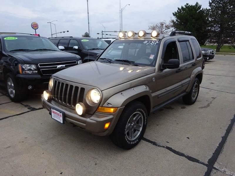 2006 Jeep Liberty Renegade 4dr SUV 4WD In South Sioux City NE  De