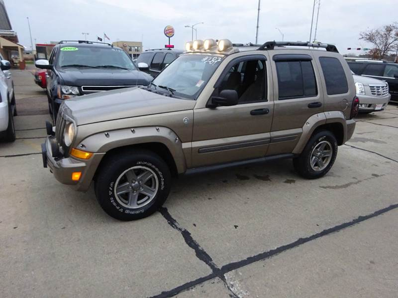 2006 jeep liberty renegade 4dr suv 4wd in south sioux city ne de anda auto sales. Black Bedroom Furniture Sets. Home Design Ideas