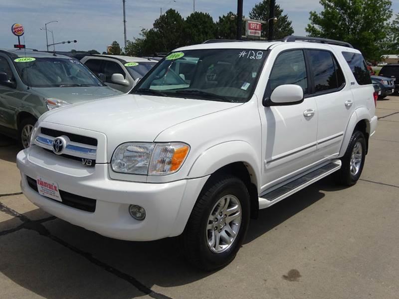 Toyota Sequoia For Sale In Nebraska Carsforsale Com