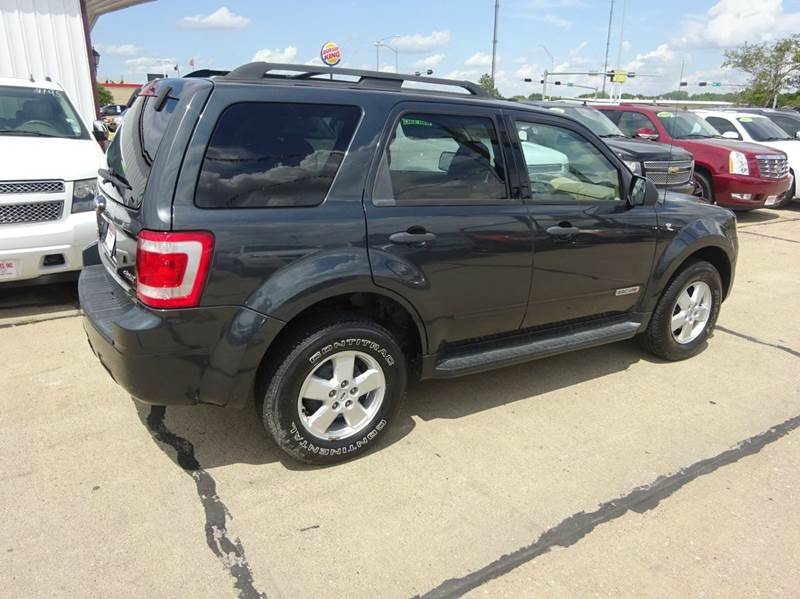 2008 Ford Escape XLT AWD 4dr SUV V6 In South Sioux City NE ...