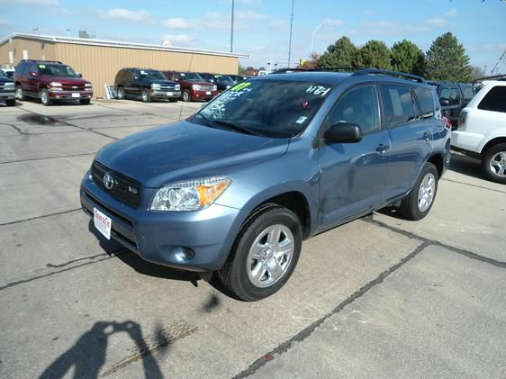 2007 Toyota RAV4 for sale in South Sioux City NE