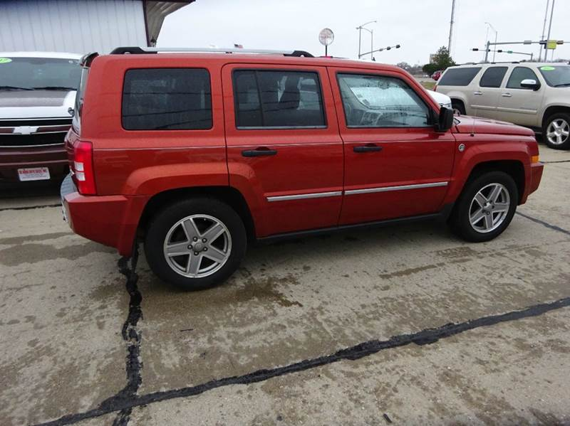 Service Manual 2008 Jeep Patriot Limited 4x4 4dr Suv W