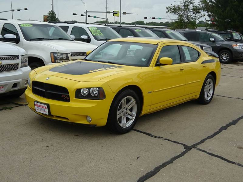 2006 Dodge Charger Rt Daytona 4dr Sedan In South Sioux