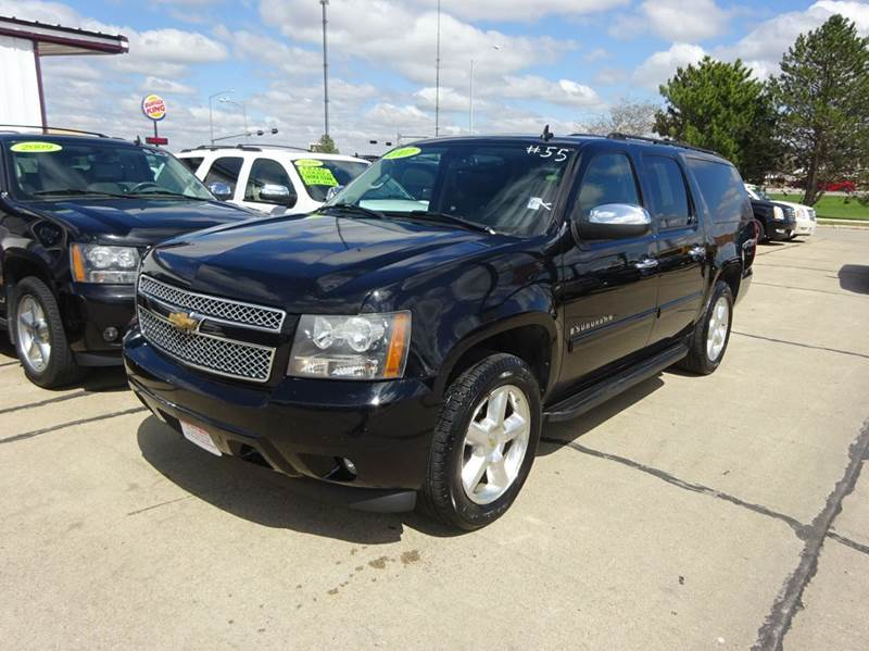 Deanda Auto Sales >> 2007 Chevrolet Suburban LTZ 1500 4dr SUV 4WD In South ...