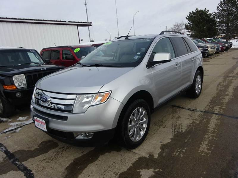 Deanda Auto Sales >> 2010 Ford Edge Limited AWD 4dr SUV In South Sioux City NE ...