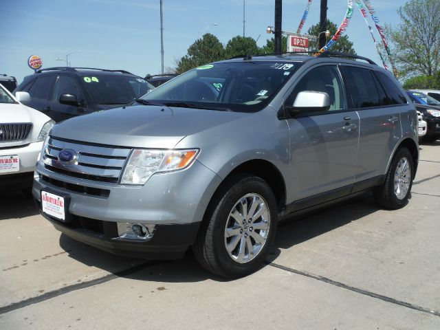 used 2007 ford edge sel plus awd 4dr in south sioux city ne at de anda auto sales. Black Bedroom Furniture Sets. Home Design Ideas