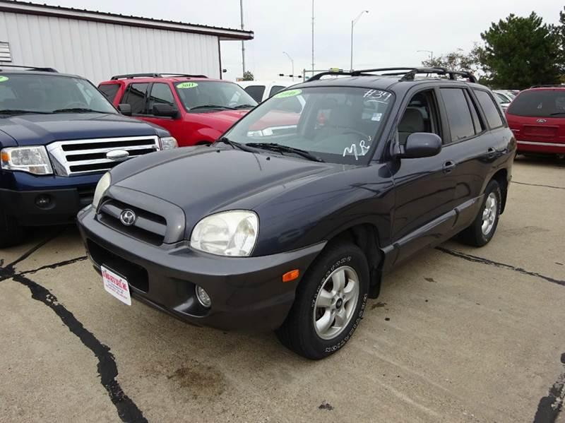 2006 Hyundai Santa Fe GLS AWD 4dr SUV w/3.5L V6 In South ...