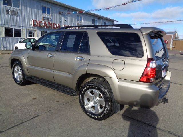 Deanda Auto Sales >> 2006 Toyota 4Runner SR5 4dr SUV w/V6 In South Sioux City ...